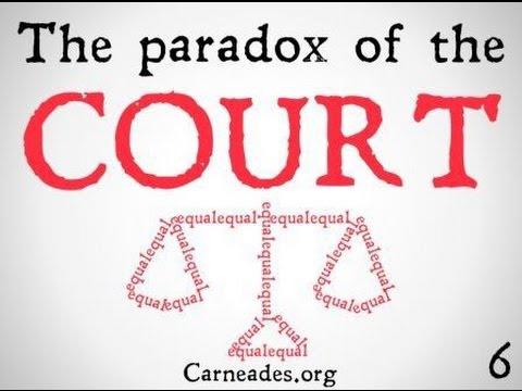 Protagoras Paradox